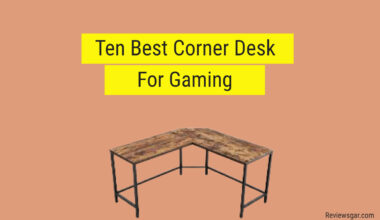 Best Corner Desk For Gaming