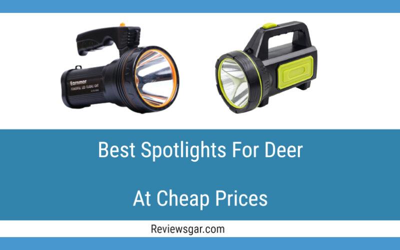 Best Spotlights for Deer
